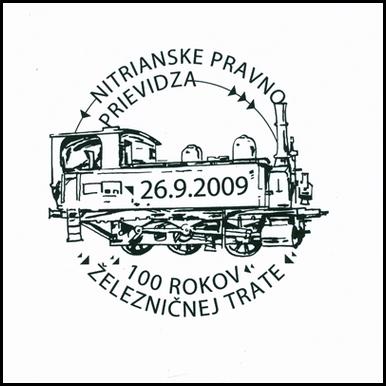 100 rokov železničnej trate
