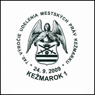 740. výročie udelenia mestských práv Kežmarku