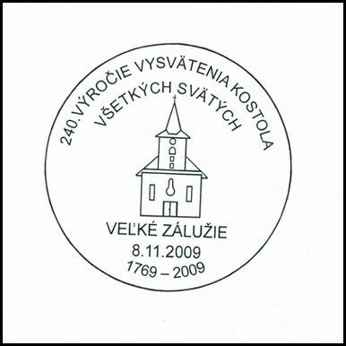240. výročie vysvätenia kostola všetkých svätých