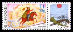 Deň poštovej známky – 1.poštová linka Bratislava – Ružomberok – Košice