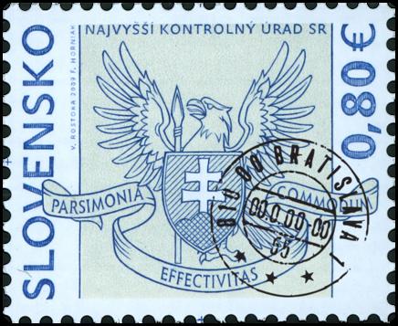 Najvyšší kontrolný úrad SR