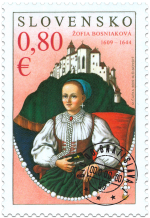 Personalities: Žofia Bosniaková (1609 - 1644)