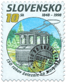 150 Years of Railroads in Slovakia