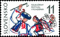 Folklore Festival Východná