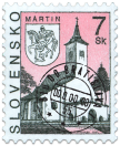 Martin   (výplatná)