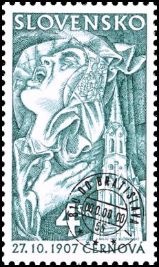 Černová 1907