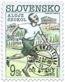 A Hundred Years of the Olympic Games - Alojz Szokol