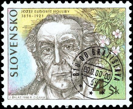 Osobnosti - Jozef Ľudovít Holuby