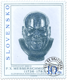 Art - Franz Xaver Messerschmidt: Suppressed Laughter