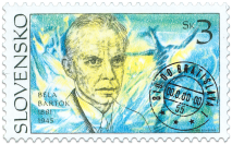 Celebrated Personalities - Béla Bartók