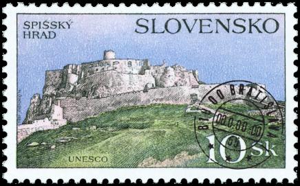 Splendours of Our Homeland - Spiš Castle