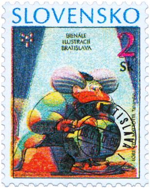 Bienále ilustrácií Bratislava 1995 (zahraničný autor)