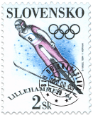 XVIIth Winter Olympic Games Lillehammer 94