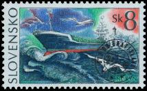 Lode - Nákladná loď Rýn