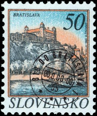 Bratislava   (výplatná)