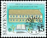 Prvé slovenské gymnáziá Kláštor pod Znievom (1869)