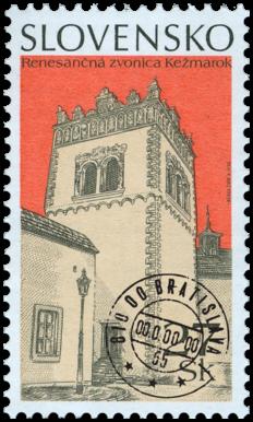 Krásy našej vlasti - Renesančné zvonice - Kežmarok