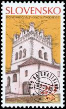Krásy našej vlasti - Renesančné zvonice - Podolínec