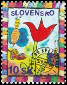 Známka deťom      (výplatná)