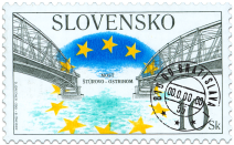 The Sturovo-  Ostrihom Bridge