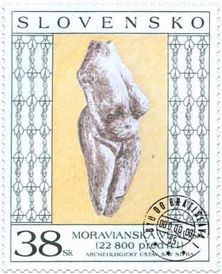 Umenie - Moravianska venuša
