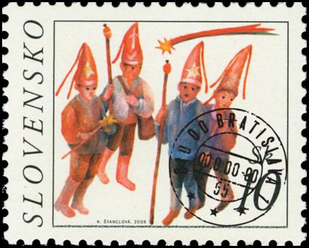 Vianoce 2006 - Koledníci