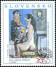 Koloman Sokol: In the Atelier