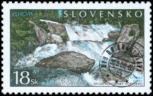 EUROPA: Studenovodský vodopád