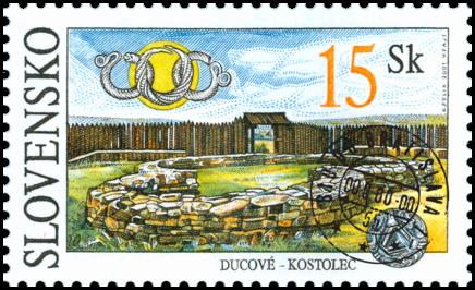 Archeologická lokalita Ducové-Kostolec