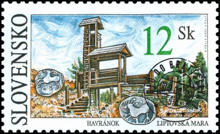 Archeologická lokalita Liptovská Mara-Havránok