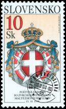 Poštová dohoda so Zvrchovaným rádom maltézskych rytierov