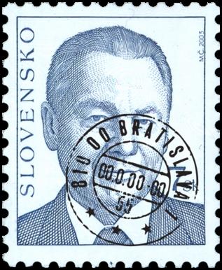 Prezident SR Rudolf Schuster  (výplatná)