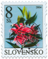 Flower   (Definitive stamp)