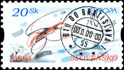 EUROPA 2004 - Holiday