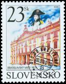 Bratislavský mier   (výplatná)