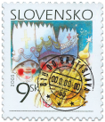 Christmas 2005   (Definitive stamp)