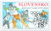 Salt Lake City Winter Olympic Games 2002