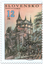 Slovak–Chinese Issue – The Bojnice Castle