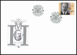 Personalities: Milan Hodža 1878-1944