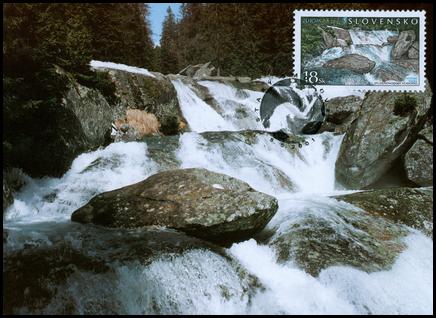 EUROPA - Studenovodský vodopád