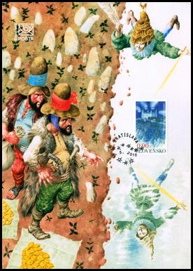 EUROPA 2010: Detské knihy