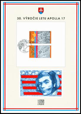 30. výročie letu Apolla 17