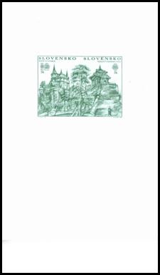 Slovensko - čínske vydanie, Bojnický zámok