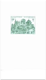 Slovak - Chinese Issue - The Bojnice Castle