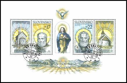 25. výročie slovenskej cirkevnej provincie - Sv. Cyril a Sv. Metod