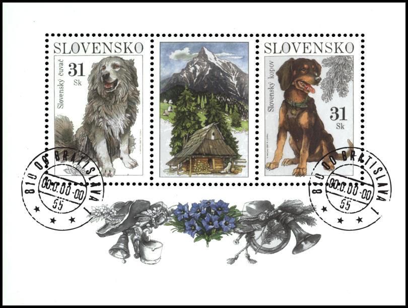 Ochrana prírody - slovenský čuvač a slovenský kopov