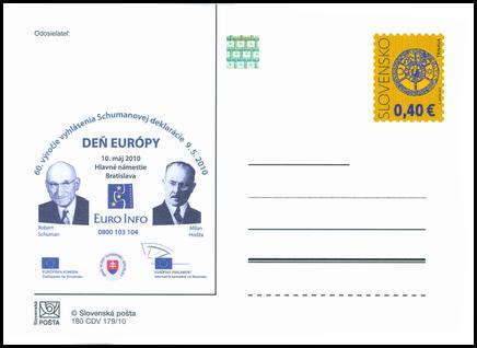60. výročie dňa Európy
