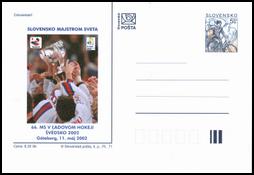 Hokej 2002, Slovensko majstrom sveta