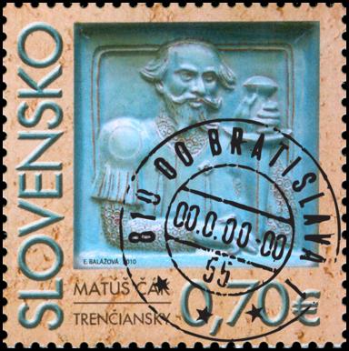 Matúš Čák Trenčiansky (1260 – 1321)