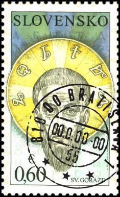 Seven Saints: St. Gorazd